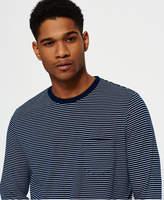 Superdry Lite Loom City Stripe Long Sleeve T-shirt