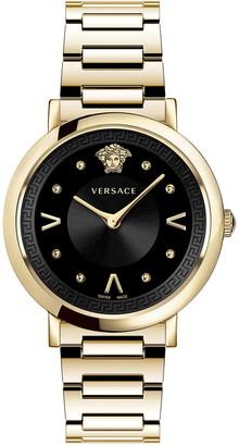Versace Women's Pop Chic Lady Bracelet Watch, 36mm