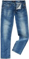 Replay Grover Straight-fit Jeans