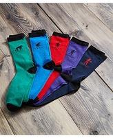 Evolution of Man 5 Days Socks