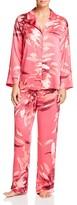 Natori Dahlia Notch Pajama Set