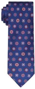 Tommy Hilfiger Men's Americana Slim Medallion Tie