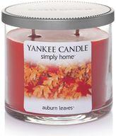 Yankee Candle simply home Auburn Leaves 10-oz. Jar Candle