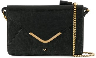 Anya Hindmarch Postbox chain wallet