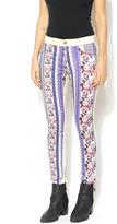 James Jeans Floral Front Denim