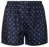 Derek Rose Otis Silk Boxer Shorts