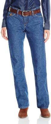 Riggs Workwear Wrangler Women's Western FR Jean