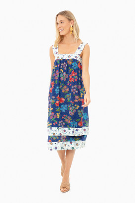 Warm Blue Margaritaville Dress