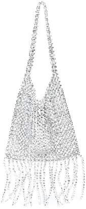 Loeffler Randall Cher beaded shoulder bag