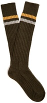 Acne Studios Ollie ribbed-knit wool-blend socks