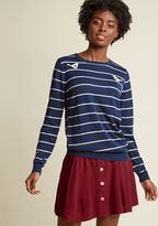 Sugarhill Boutique Word on the Wire Sweater in 12 (UK)