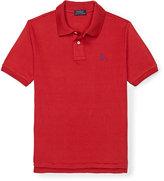 Ralph Lauren Cotton Interlock Polo Shirt