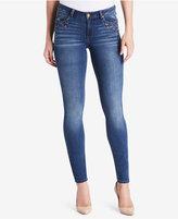 Vintage America Embellished Skinny Jeans