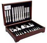 Arthur Price Britannia Sovereign Silver-Plated 124 Piece Canteen