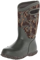 Bogs Durham Camo Waterproof Insulated Boot