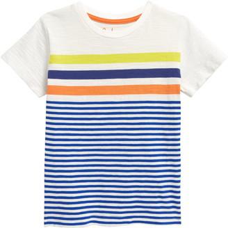 Boden Kids' Stripe T-Shirt