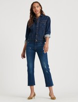Lucky Brand Authentic Straight Crop