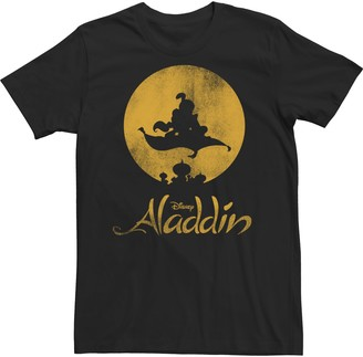 Disney Men's Disney's Aladdin Magic Carpet Ride Tee