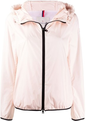 Moncler Lait short zipped jacket