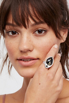 Free People Marble Marquise Ring