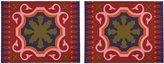 Set of 2 Rectangular Placemats