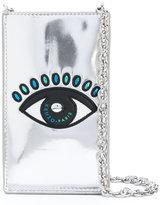 Kenzo Eye iPhone holder - women - Cotton/Nylon - One Size