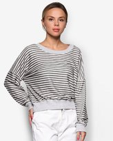 Relaxed Fit Sweater Top