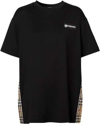 Burberry Icon Insert T-Shirt