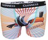 Guinness Official Merchandise Toucan Shorts with Fly Men's Boxers