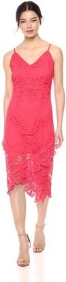 BB Dakota Women's RSVP Rylee Lace Slip Dress