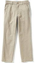 Class Club Big Boys 8-20 Flat Front Adjustable Pants