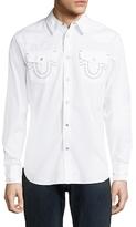 True Religion Western Cotton Sportshirt