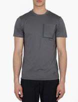 Nike Grey Pocket Detail T-shirt
