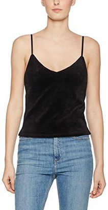 Juicy Couture Black Label Women's Stretch Velour Cami