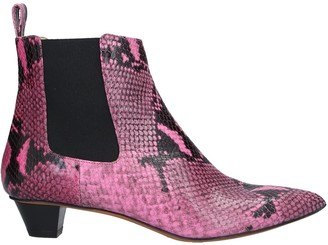 SOFIA M. Ankle boots