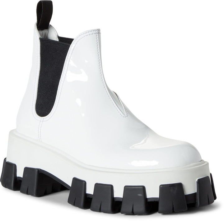 43c5fb8a Lug Chelsea Rain Boot