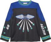 Stella McCartney Ryder sports t-shirt 4-14 years