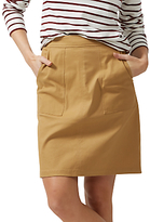 Sugarhill Boutique Daria A-Line Skirt, Tan