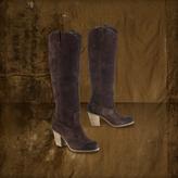 Denim & Supply Ralph Lauren Mazie Suede High-Heeled Boot