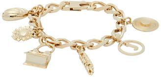 Jacquemus Gold Le Bracelet Bracelet