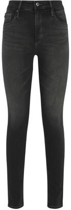 AG Jeans Farrah High-Rise Skinny Crop Jeans