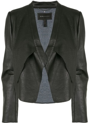 BCBGMAXAZRIA Panelled Fitted Jacket