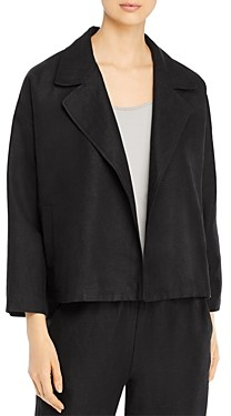 Eileen Fisher Boxy Fit Jacket