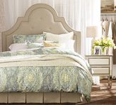 Pottery Barn York Tufted Headboard