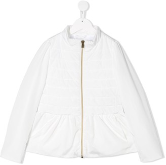Herno Contrast Padded Jacket