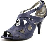 Bandolino Janeta Women US 10 Blue Sandals