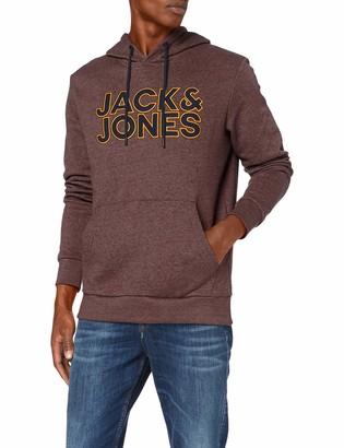 Jack and Jones Men's Jcobase Sweat Hood Hoodie