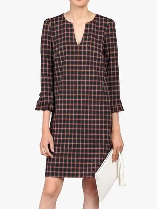 Jolie Moi Print Tunic Dress
