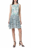 Donna Morgan Women's Fit & Flare Dress