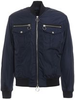 DSQUARED2 Zip Detailed Bomber Jacket
